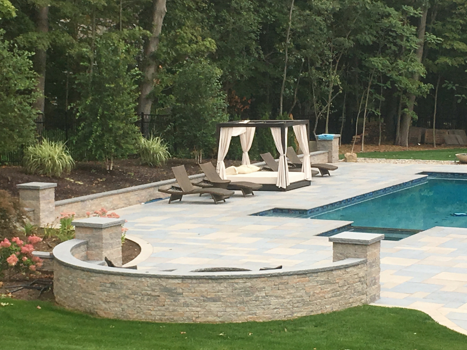 Milton Backyard Retreat - Sean Flynn Landscape ...
